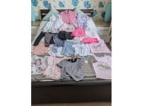 Girls clothes bundle Age 6-7