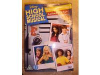 Disney High School Musical 3 Movie & DVD Game Collector's Set