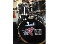 Pearl export shell pack (shells only no hardware or cymbals)