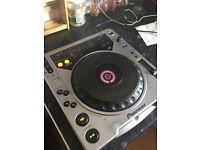 Pioneer cdj 800 mk1 cd deck