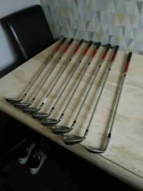 Callaway fusion golf irons