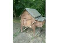 Chicken house & coop