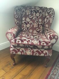 Occasional Armchair, £80 with delivery (will consider offers)
