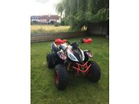 100cc quad bike