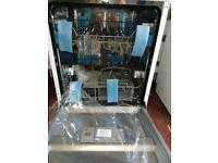 ESSENTIALS CID60W16 Full-size Integrated Dishwasher RRP £179.99