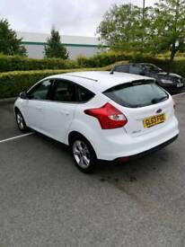 Ford focus 2014 1.6 petrol