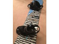 BURTON FEMALE SNOWBOARD 144CM FEATHER 2015