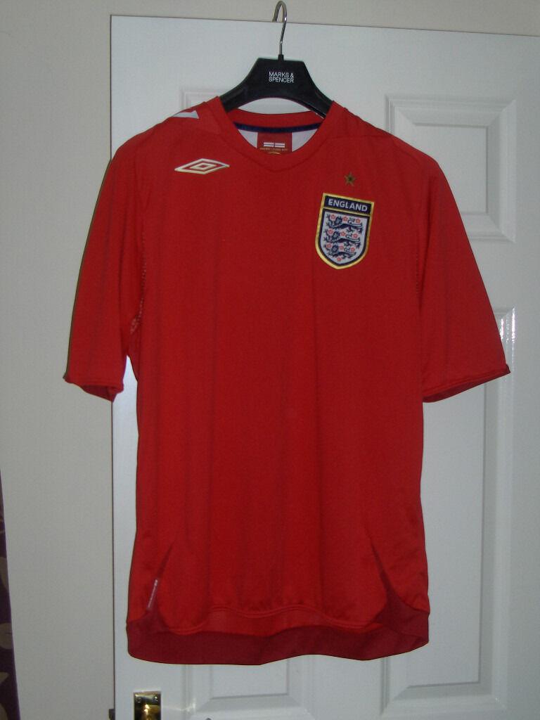 d2598ff45d8 Buy Official Retro England Football Shirts   Score Draw