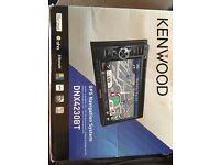 Kenwood GPS Nav System DNX4230BT, brand new in box!