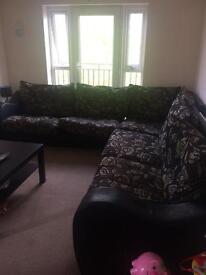 6ft 6ft corner sofa