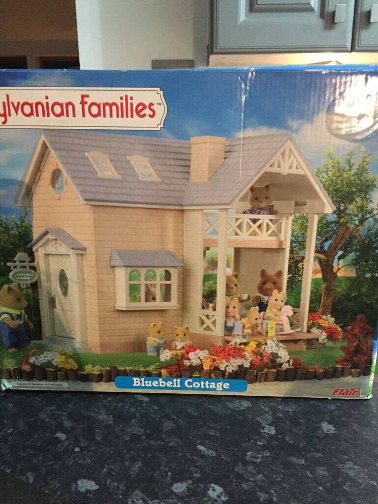 Bluebell cottage sylvanian families