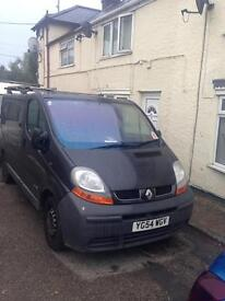 Renault trafic 1.9 dci 100