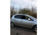 2010 Vauxhall corsa breaking all parts available