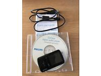 Philips Go gear MP3 player