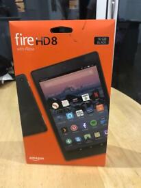Amazon fire 8 HD 16gb