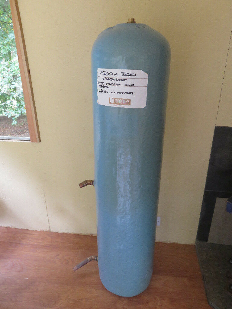 Indirect Copper Hot Water Cylinder | in Kinross, Perth and Kinross ...