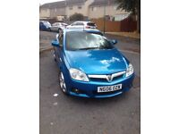 vauxhall tigra 2006 1.4 99k most of the service paper with the car for offers or swap