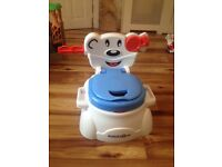 Babies r us talking/musical potty