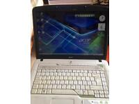 Working laptop acer aspire ICL50