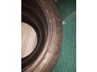 315/40/R21 winter tyres (pair)