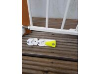 Mothercare adjustable stair gate