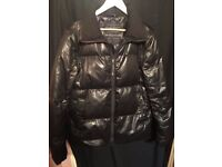 ALLSAINTS DOWN WAS £430 LAST YEAR ONLY £80 FANTASTIC CONDITIONS ONLY £80 SIZE M