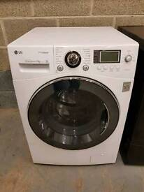 LG 11kg Steam Direct Drive Washing Machine