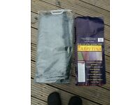 Caravan Awning Ground sheet (Carpentina) 2.5m x 5m.