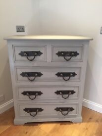Stunning Pre loved Chest of Drawers