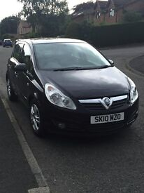 Vauxhall Corsa, low mileage, years MOT