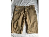Mens size L jack and jones shorts