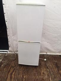 Swan white good looking frost free A-class fridge freezer cheap