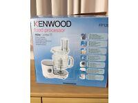 Kenwood FP120 Food Processor - White (New , unused )