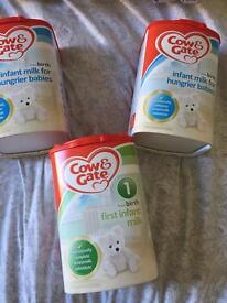 Cow&gate baby milk