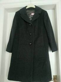 Vintage Pure cashmere coat