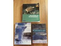 Geography Geology Oceanography textbooks
