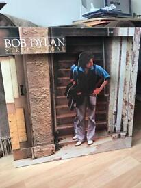 Bob Dylan Cardboard display