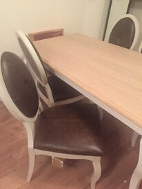 Dining chair for sale. Brand new