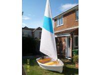 Walker Bay 8 Sailing /rowing/outboard dinghy