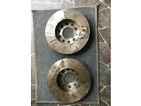 Skoda Octavia, Rear brake discs, Bosch
