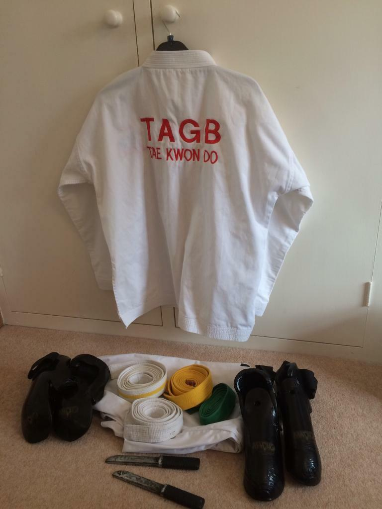 Tae Kwon-Do kit mens