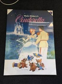 Disney canvas pictures/ wall art