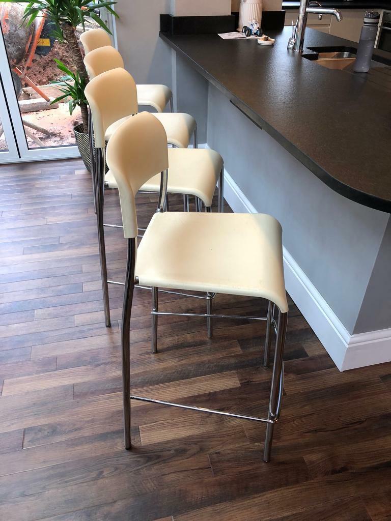 john lewis bar stools x 4  in long ashton bristol  gumtree