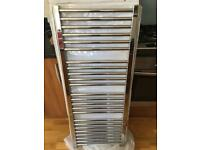 Myson chrome towel rail ( new in box )