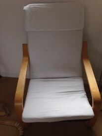 Ikea chair for upcycling