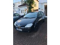 Nissan primera, automatic, 2004 , very good condition