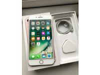 APPLE IPHONE 7 PLUS ROSE GOLD 32GB UNLOCKED GOOD CONDITION