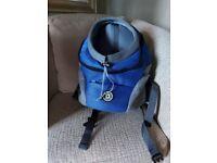 Doggie rucksack
