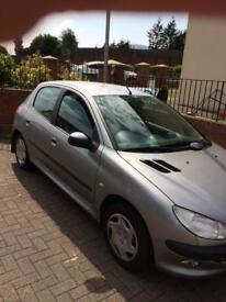 Peugeot 206 £225