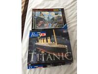 Titanic jigsaws